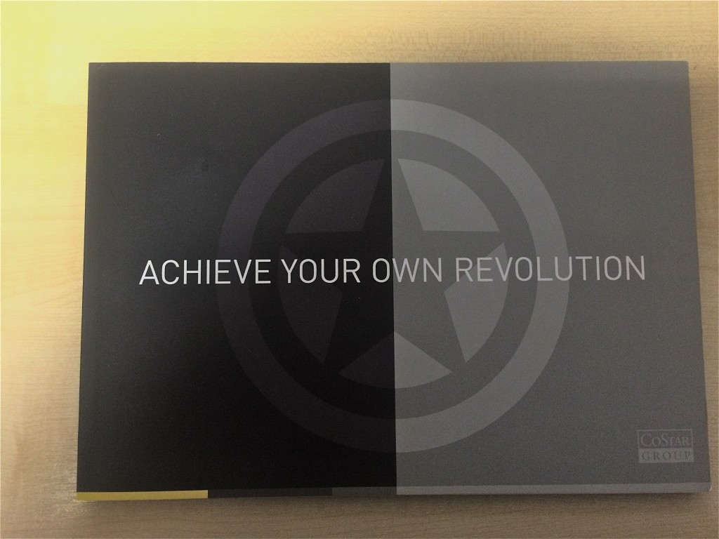 Achieve Your Own Revolution