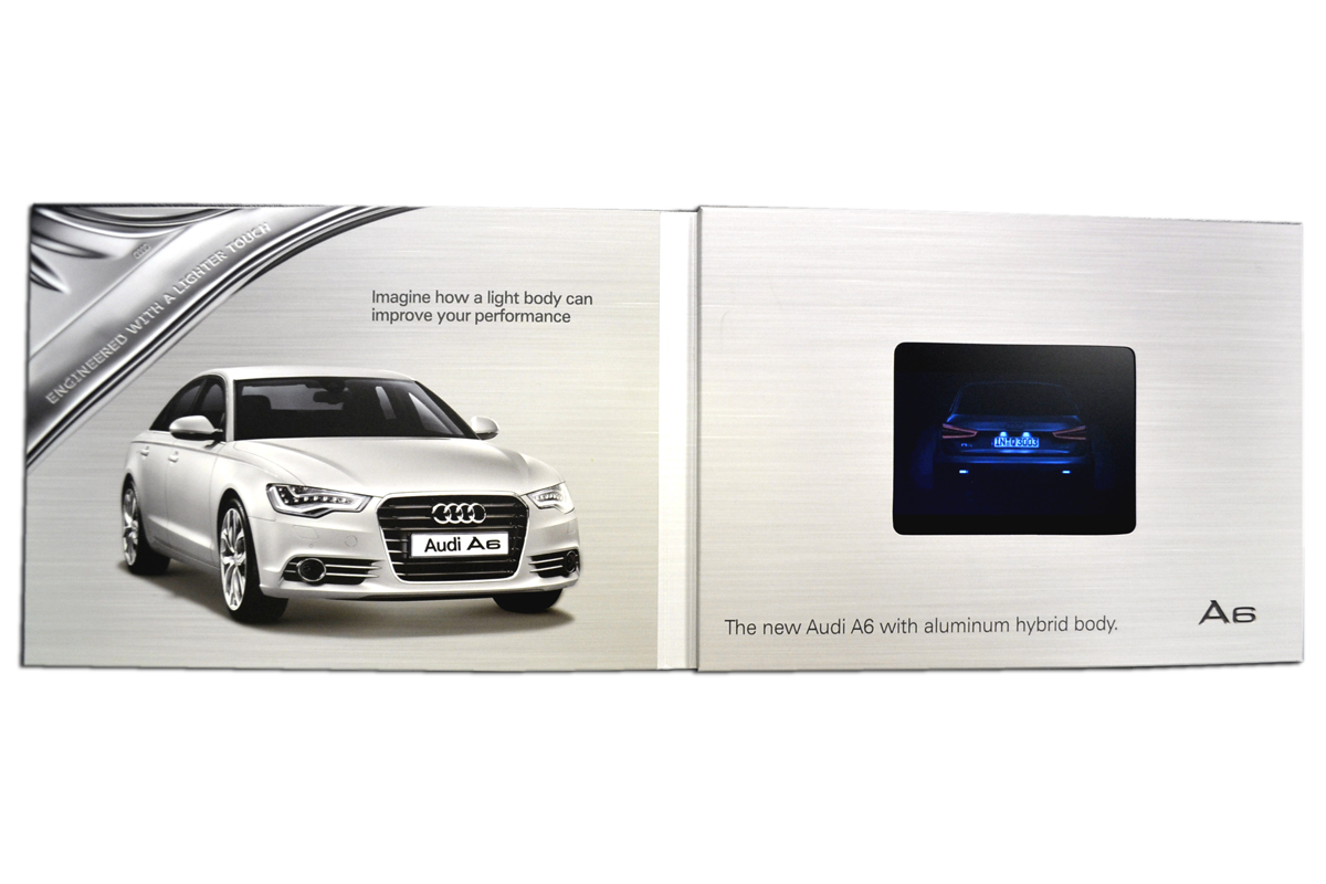 Audi Promotional pack