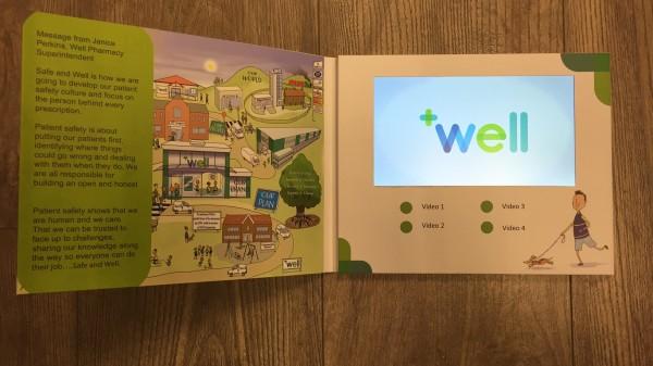 Video Brochures for Pharma